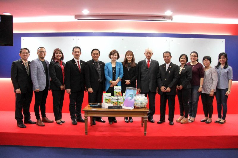 Grand Launching Raw Meal