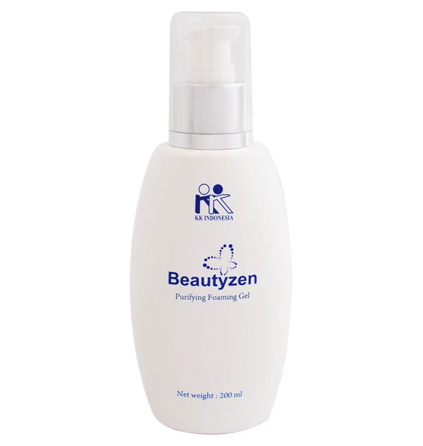 Beautyzen Purifying Foaming Gel