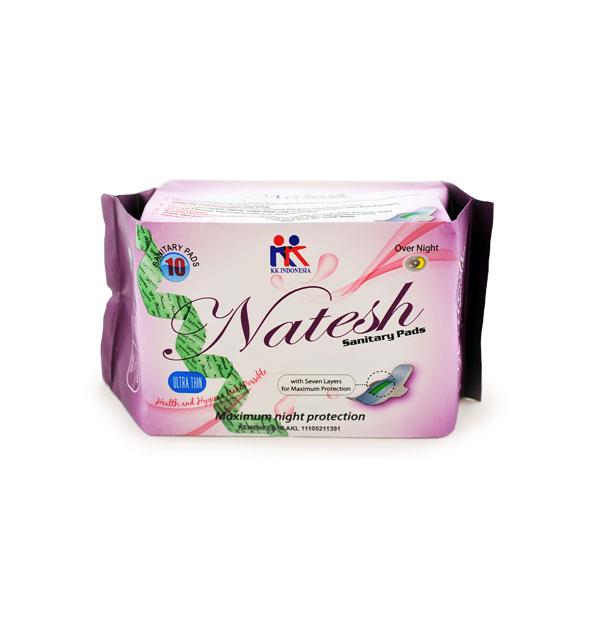 Natesh Sanitary Pads Over Night