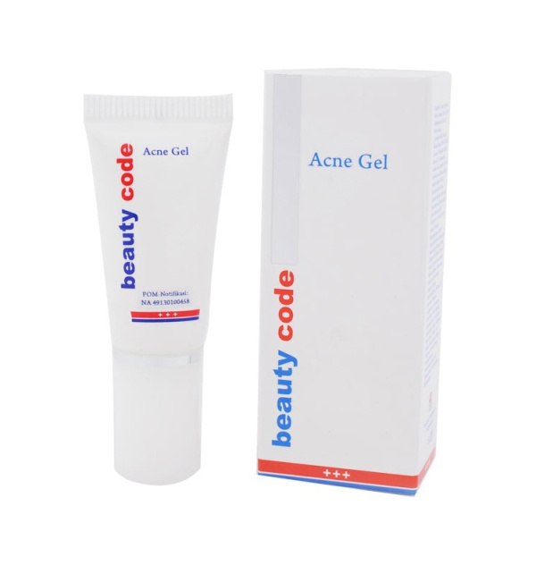 Beauty Code Acne Gel